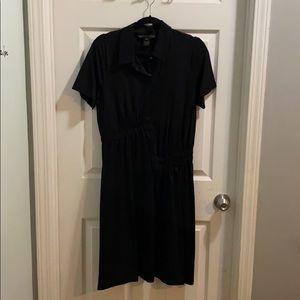 Marc by Marc Jacobs black dress.